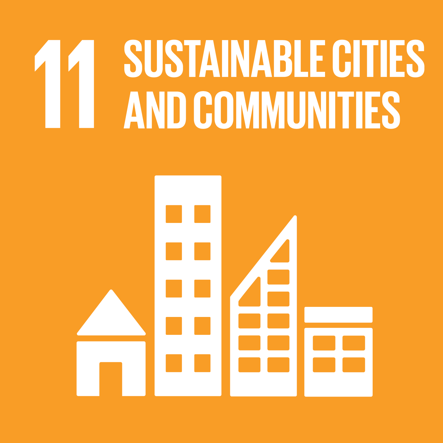 Sustainable Cities and Communities - Make cities inclusive, safe, resilient and sustainable